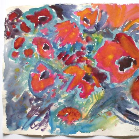 1983 57 x 78 cm