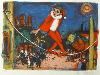 Eulenspiegel 1952 50 x 69 cm