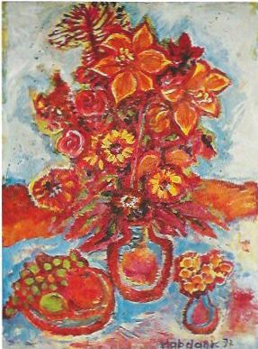 Kleines Blumenstück, 1977