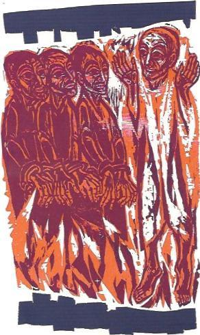 Gesang im Feuerofen, 1970