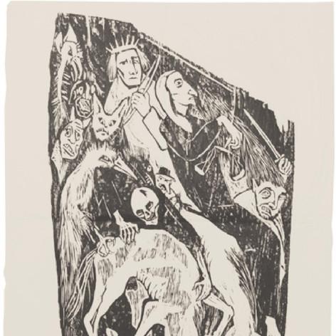 Die apokalyptischen Reiter 1951