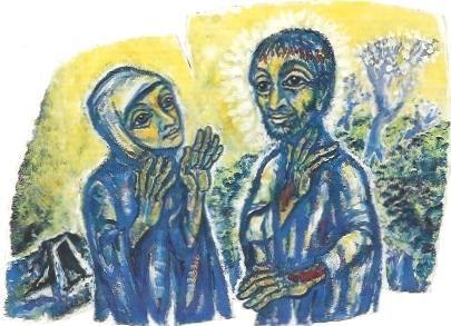 Begegnung mit dem Auferstandenen, 1993