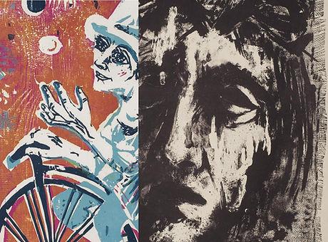 Walter Habdank, Ausstellung 2017 Werk. S
