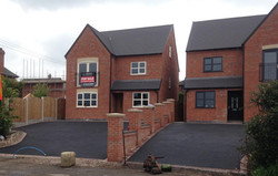 New Builds in Staffordshire
