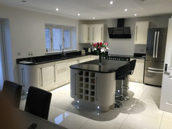 New Build Kitchen in Stoke On Trent