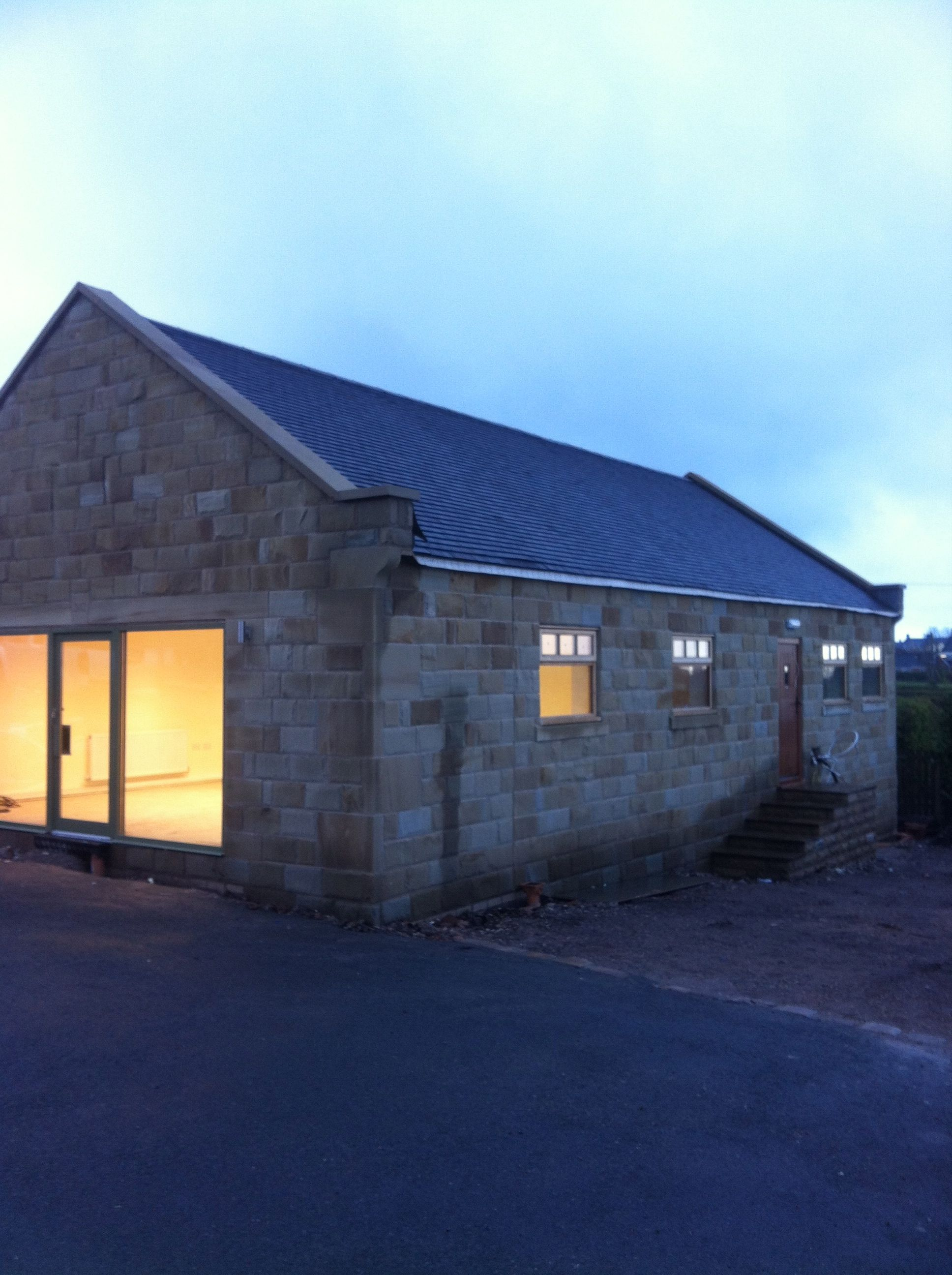 Bespoke Stone New Build, Cheshire
