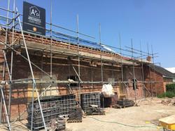 Barn Conversion In Astbury
