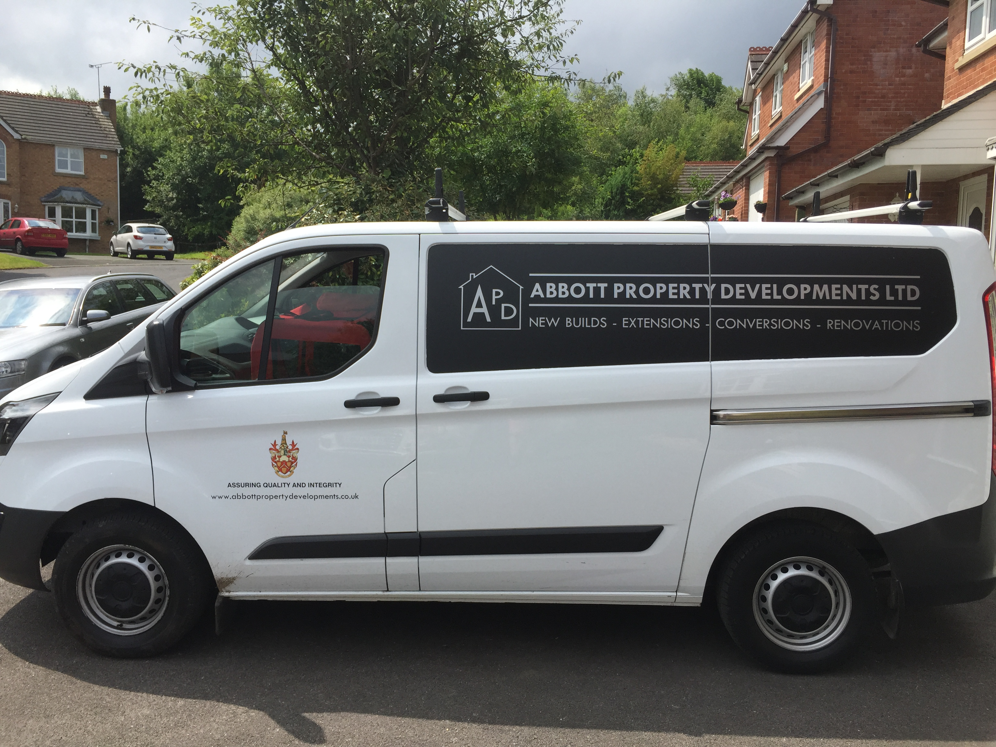 Abbott Property Developments Ltd Van