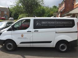 Abbott Property Developments Ltd Van