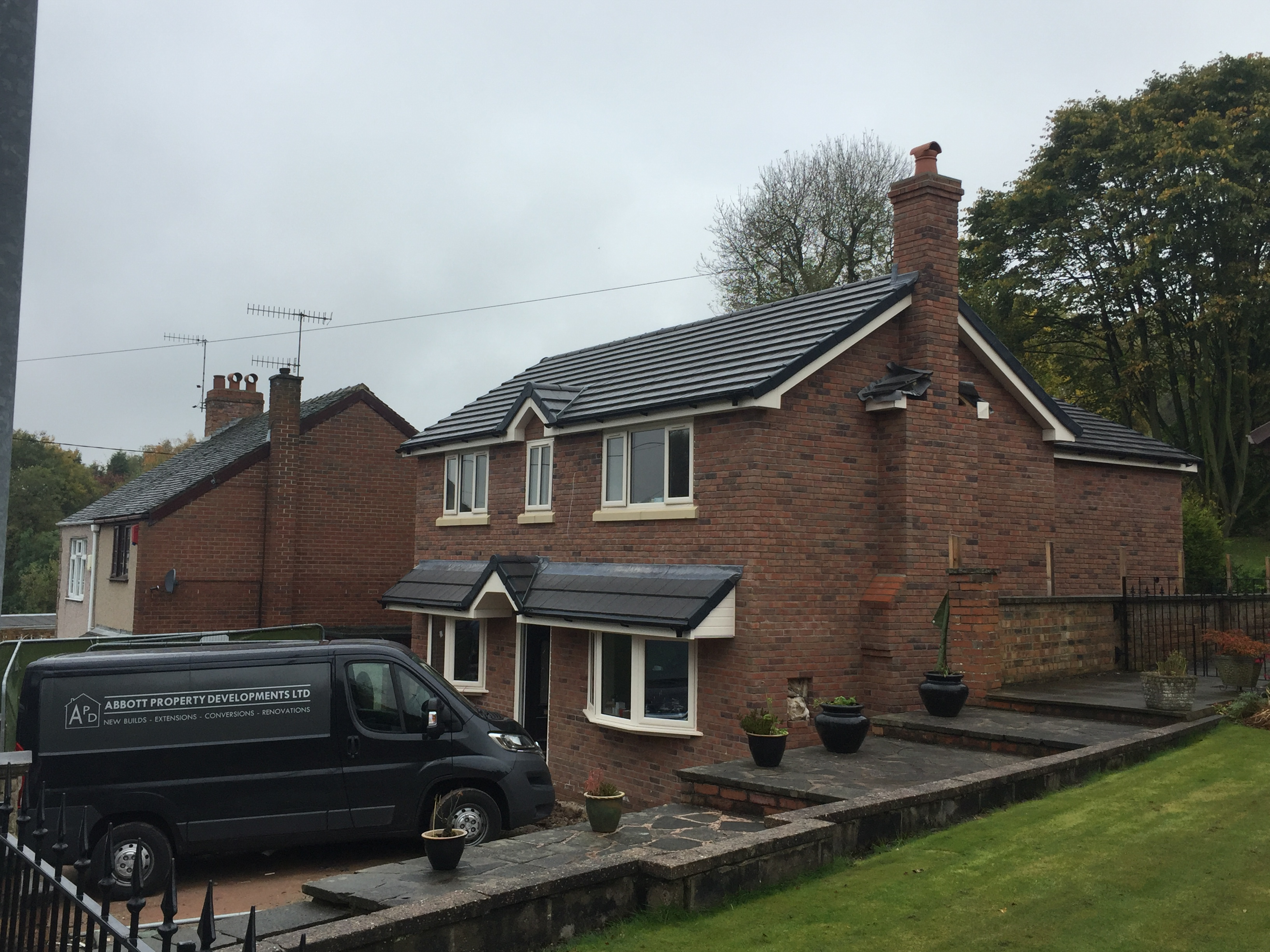 Brick New Build in Stoke On Trent
