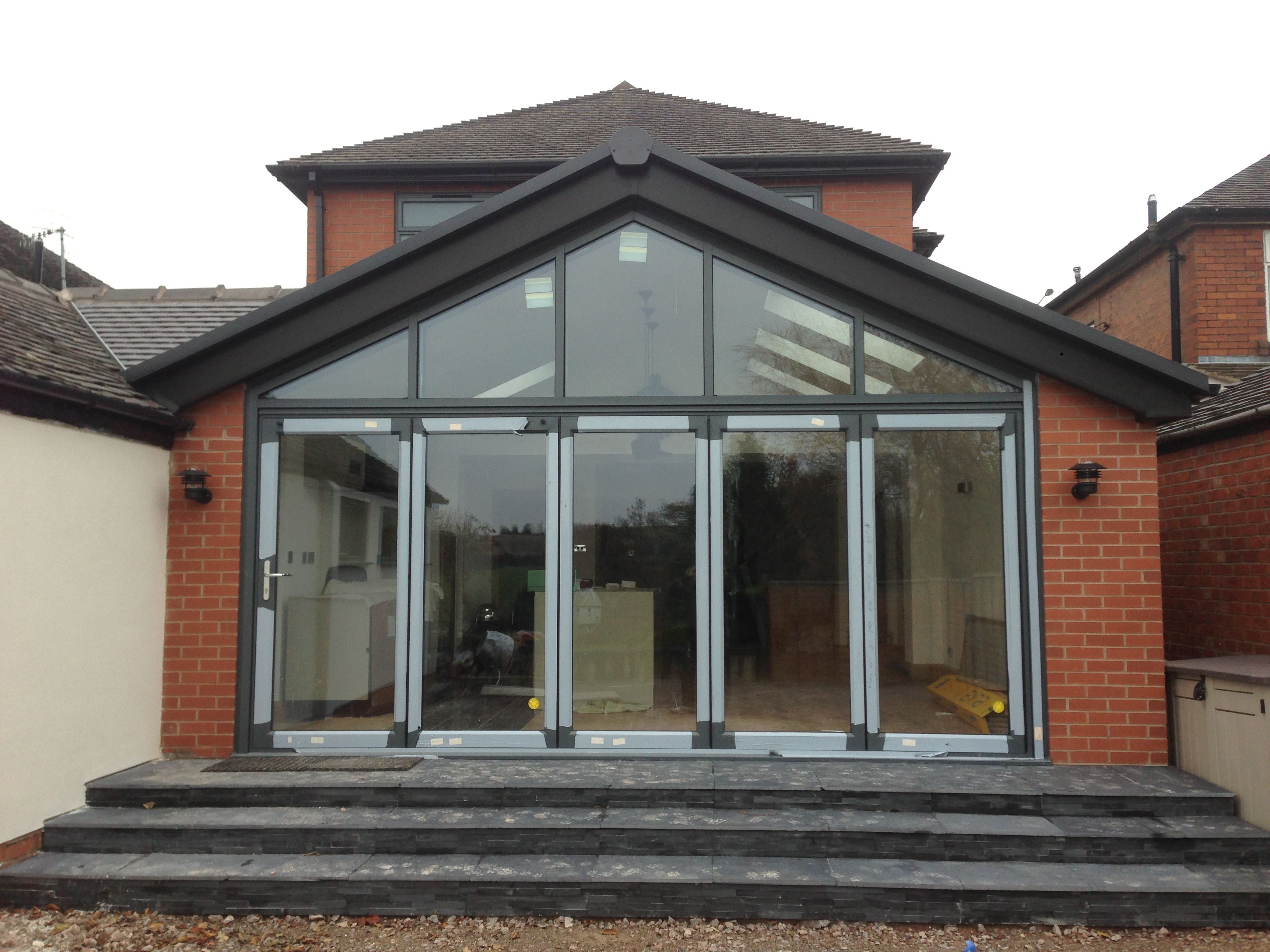 Ashbank glass extension