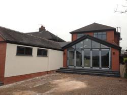Glass Gable Extension,Stoke On Trent