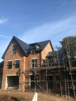 5 Bed New build in Newcastle