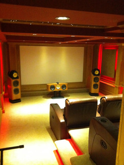 Buxton cinema room Derbyshire