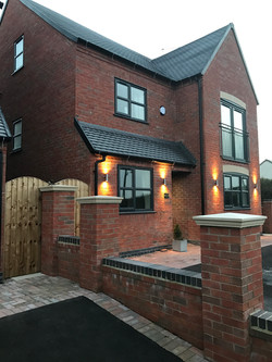 New Build in BrownEdge Staffordshire