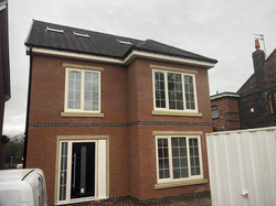 New Build Property in Alsager