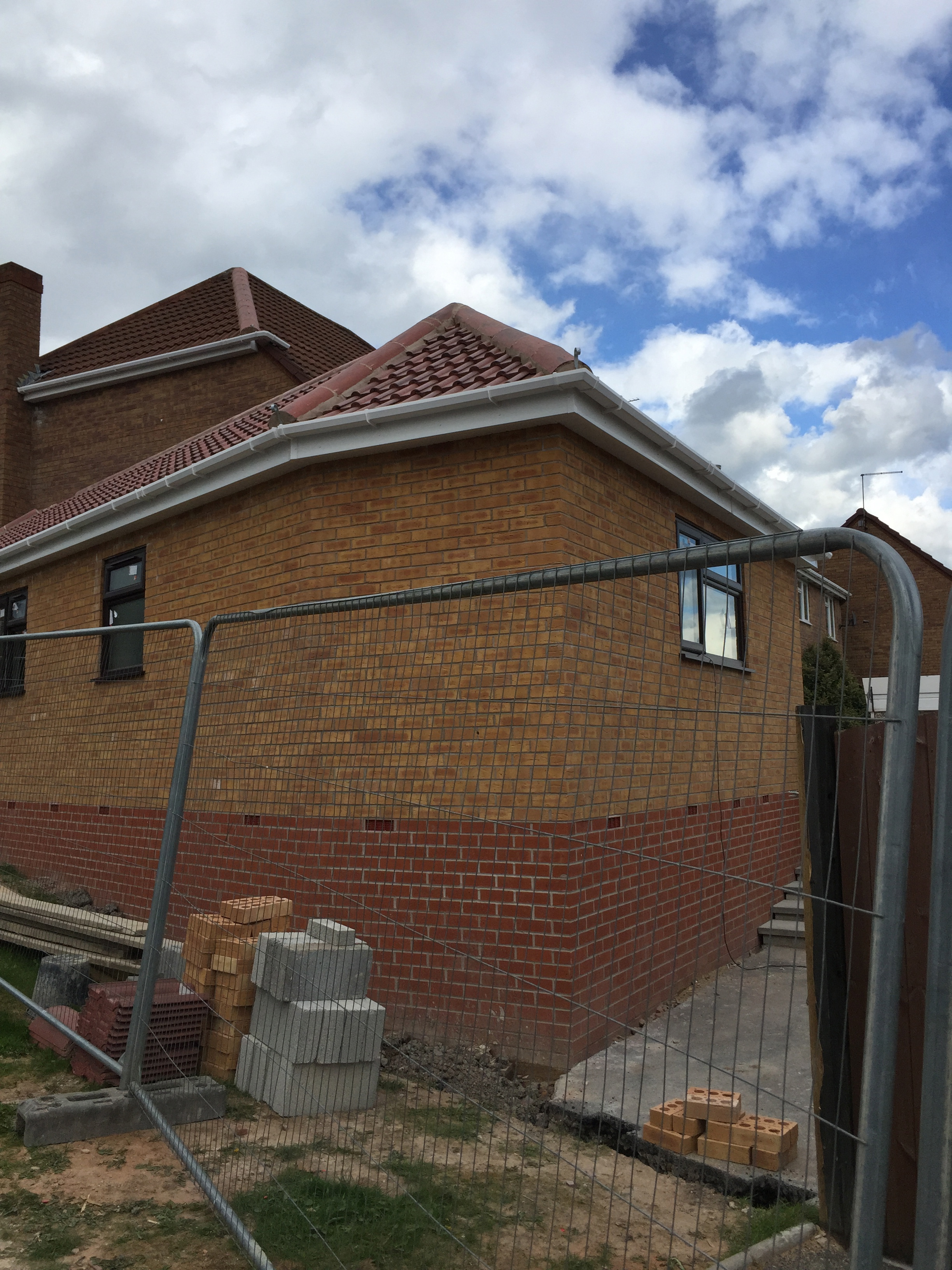 New build Annexe, Stoke On Trent