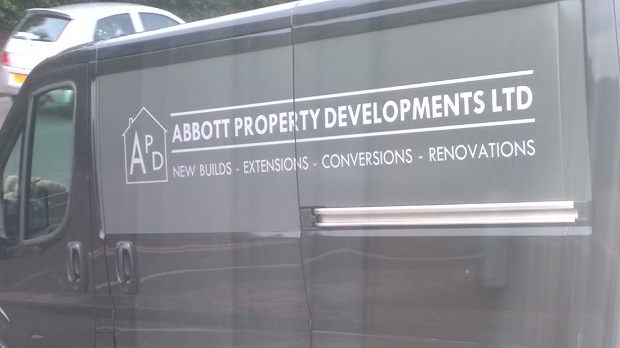 Abbott Property Company vehicle