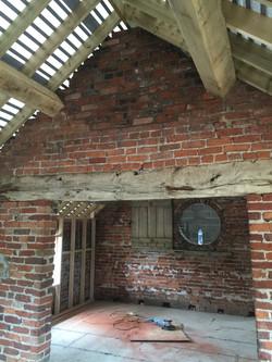 Barn Conversion in Cheshire