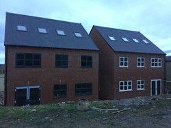 Two five bedroom New builds