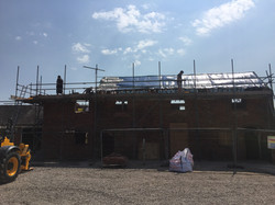 Building work in Congleton Cheshire