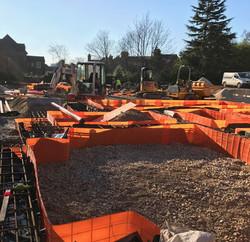 New build raft Foundations 2017