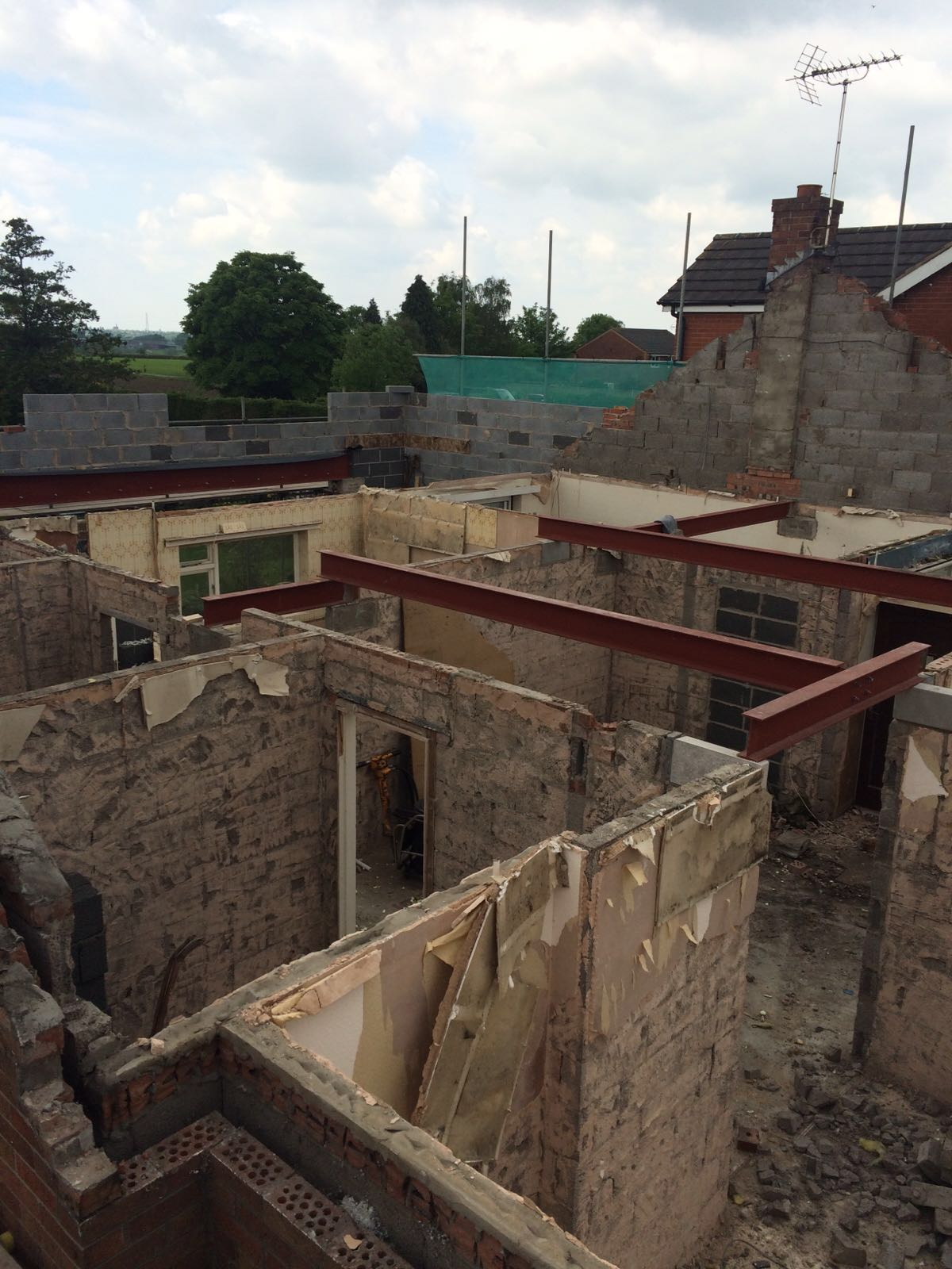 Sandbach Building Conversion