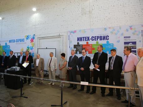 """Компания """"ИНТЕХ-Сервис"""" организовала  MeetUp со студентами университета """"Дубна"""""""