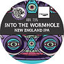 into the wormhole finback tap sign - keg