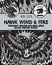 hawk wind and fire tap sign - cask V2-pa