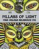 Pillars of light PINA COLADA tap sign -