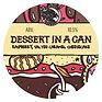 DIC Raspberry Salted Caramel Cheesecake