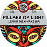Pillars of light tap sign - keg.jpg