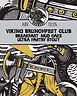 Viking Brunchfest Club  tap sign - cask-
