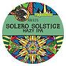Solero Solstice hopsteiner tap sign - ke