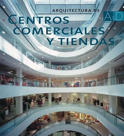 ARQUITECTURA DE CENTROS COMERCIALES Y TI