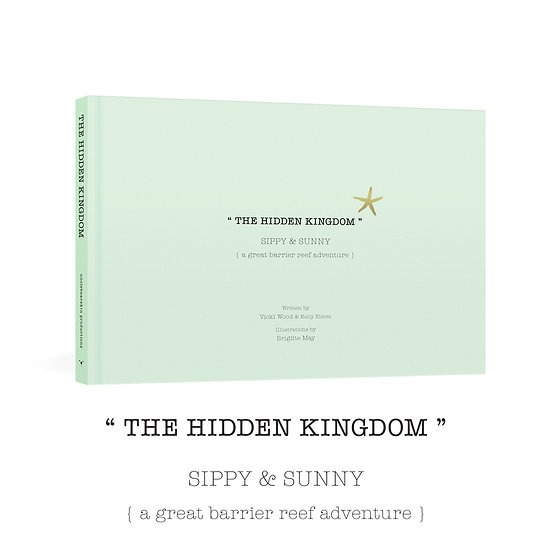 The Hidden Kingdom Story Book