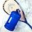 THE BIG BOTTLE CO, 2.2 LITRE, DRINK, MATTE BLUE, WATER BOTTLE, BIG BOTTLE, BPS FREE, ROSE GOLD, INSTA WORTHY, WATER GOALS