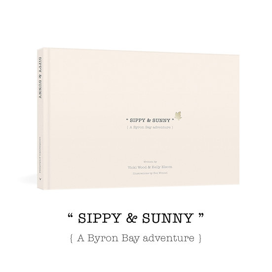Sippy and Sunny Book