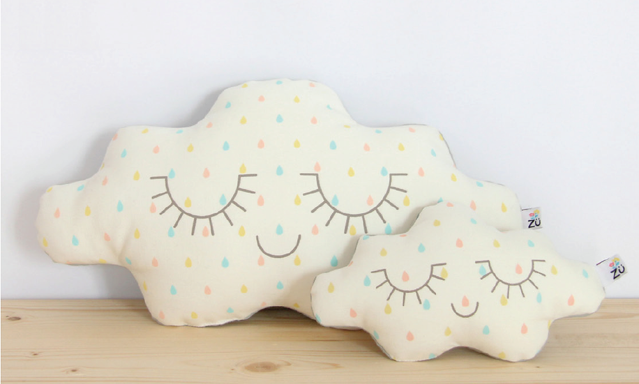 Coussin Nage Dream by Zu Boutique
