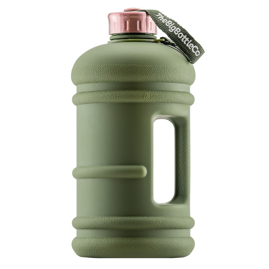 Commando Rose 2.2L Water Bottle by The Big Bottle Co. (AS-IS)