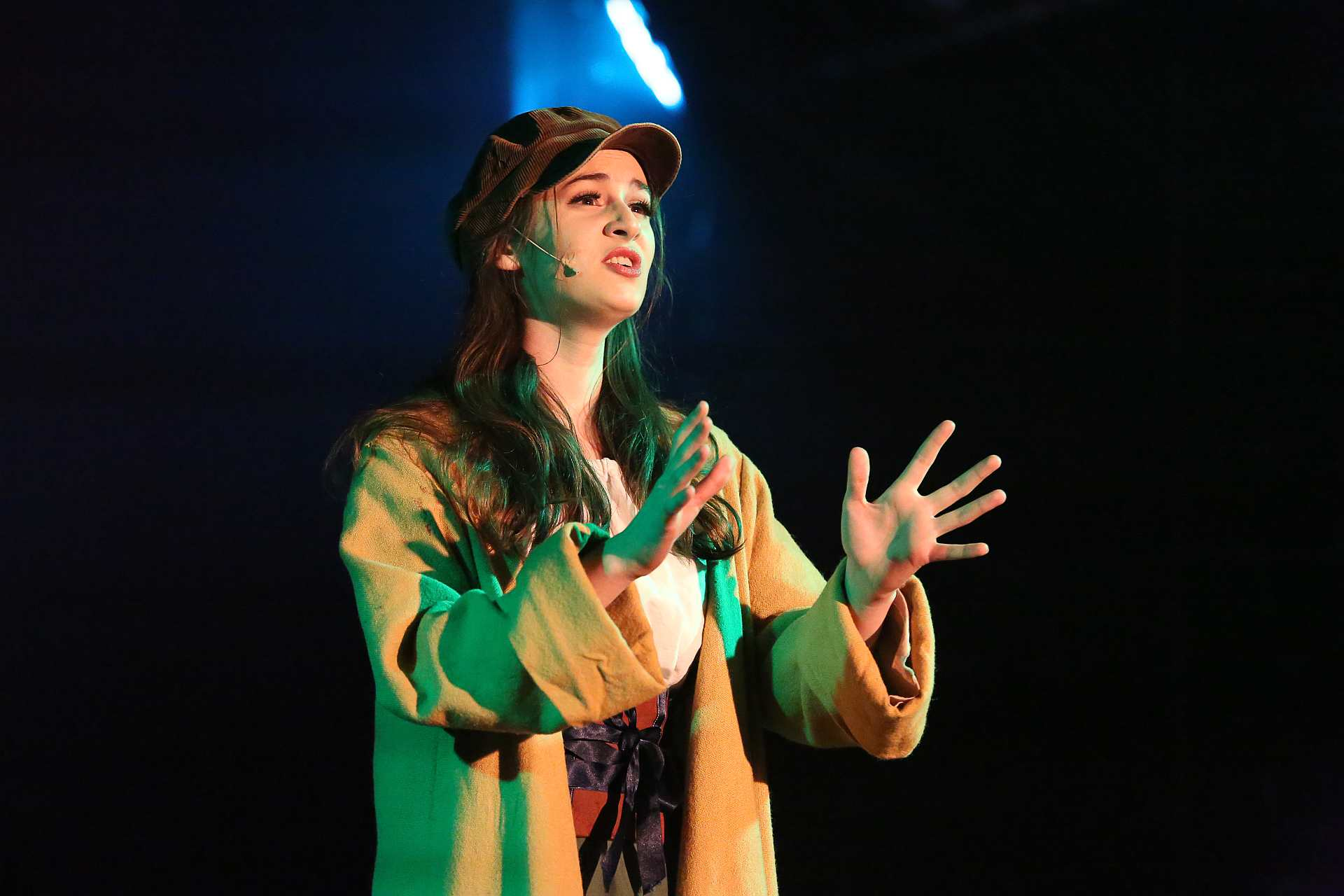 Image Eponine from Les Miserables