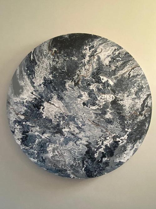O segredo da lua azul
