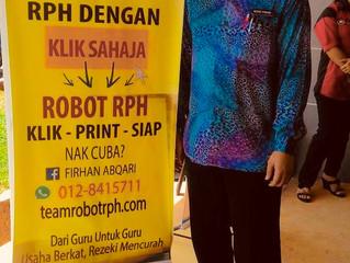 'Big Why' Tim Robot Rph