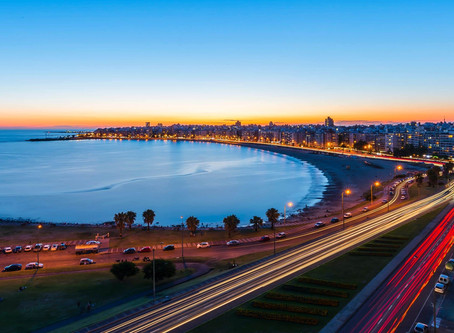 Fall in love with Montevideo
