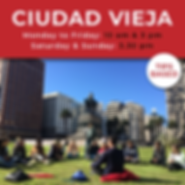 Free Walking Tour Montevideo - Free Walking Tour Ciudad Vieja