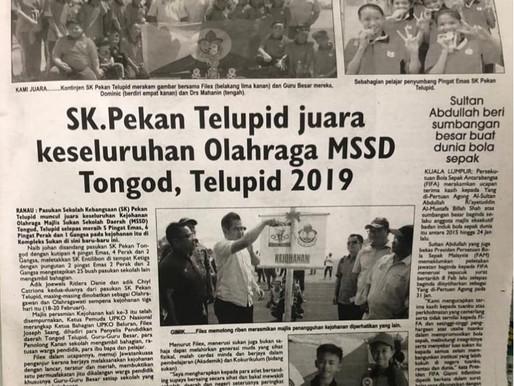 MSSD KE 3 TONGOD TELUPID 2019 Milik Warga SKPT