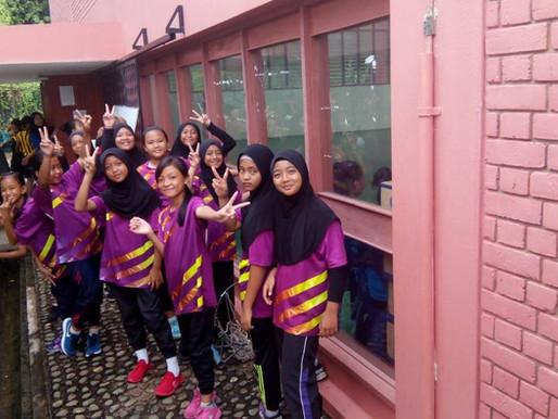 Kejohanan Bola Jaring MSSD TELUPID 2018