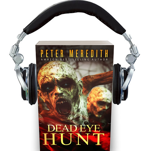 AudioBook-Dead Eye Hunt, Book 1