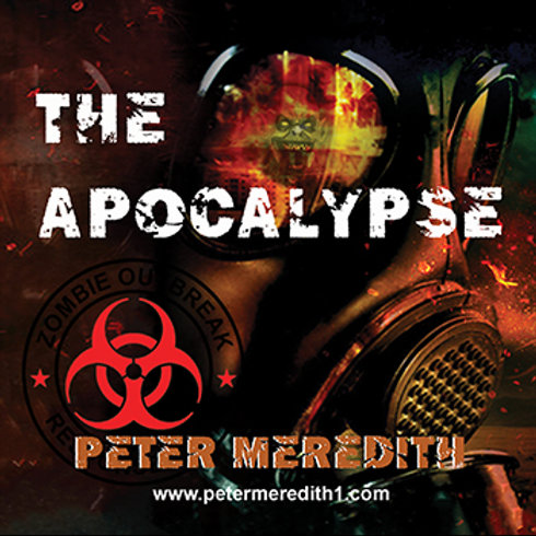 "The Apocalypse Book 3 Bumper Sticker: 5"" x 4"""